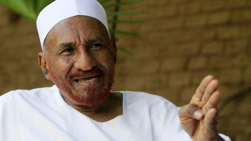 النظام السوداني يهدد المهدي بمقاضاته في أنشطة ضد البلاد