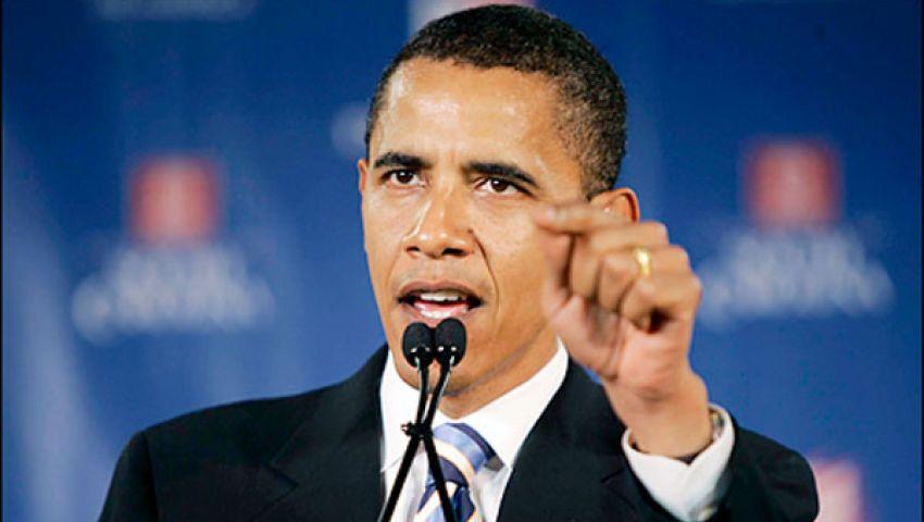باسادينا ستار نيوز: أوباما دعا مرسي لمنع انقسام البلاد