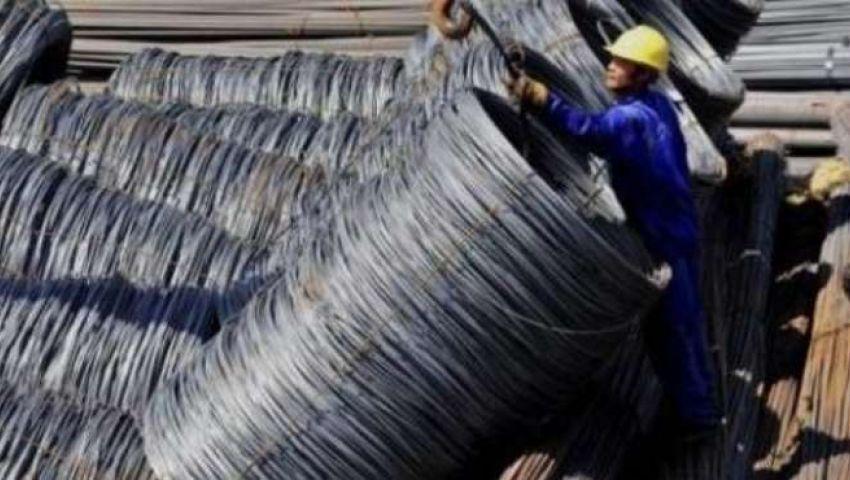 الصناعة المعدنية تطالب برفع رسوم الحماية على الحديد إلى 15%