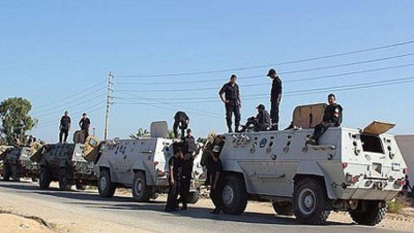 القبض على أحد أنصار مرسي بالعريش