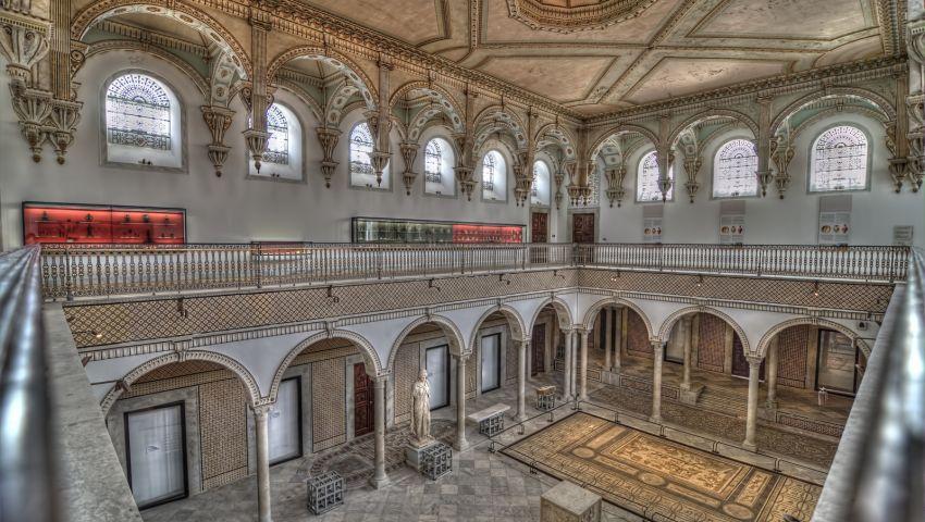 بالفيديو: عملية تصفية مدبري هجوم متحف باردو بتونس