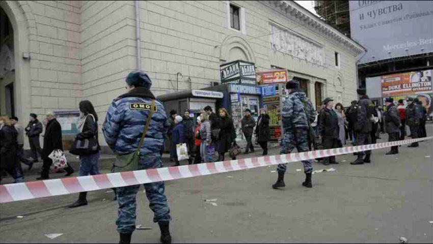 روسيا ترصد 1500 شخص لهم صلة بتمويل الإرهاب عام 2016