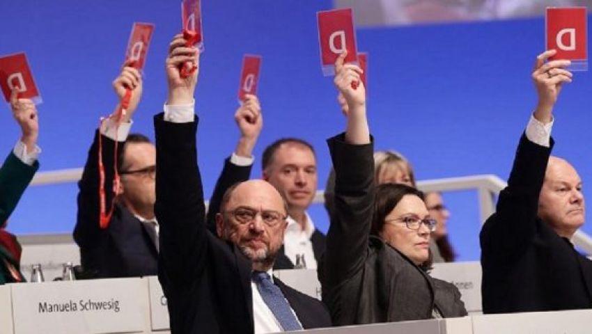 قيادة «ثلاثية» مؤقتة للحزب الاشتراكي الألماني