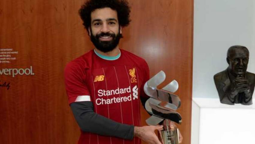 للمرة الثانية هذا الموسم.. صلاح لاعب الشهر في ليفربول