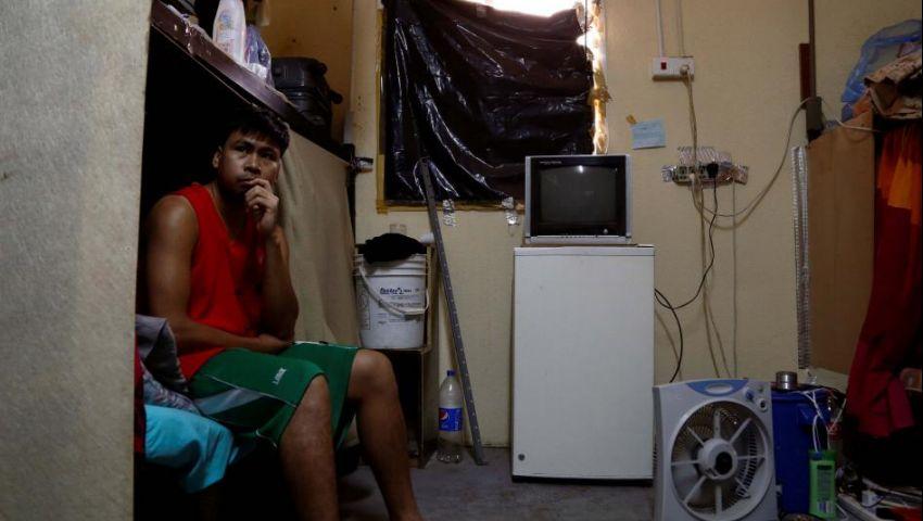 «رايتس ووتش»: لا يمكن تبرير احتجاز الوافدين بالخليج رغم مخاطر كورونا