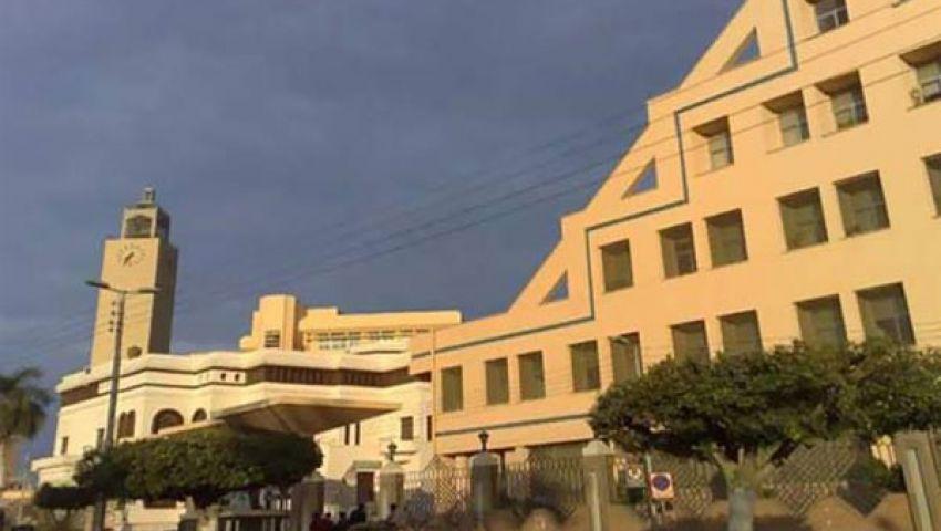 جامعة المنوفية تسمح للعاملين بالمشاركة في مظاهرات المعارضة
