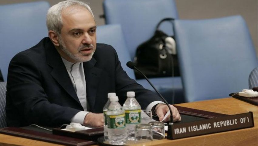 وزير الخارجية الإيراني يصل بغداد في زيارة رسمية
