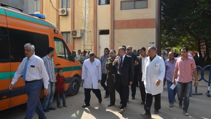 أطباء: نقل مستشفى بني سويف العام لمركز ناصر كارثة