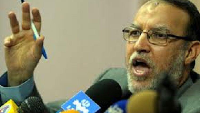 العريان يدعو لحصار السفارة الأمريكية بالقاهرة