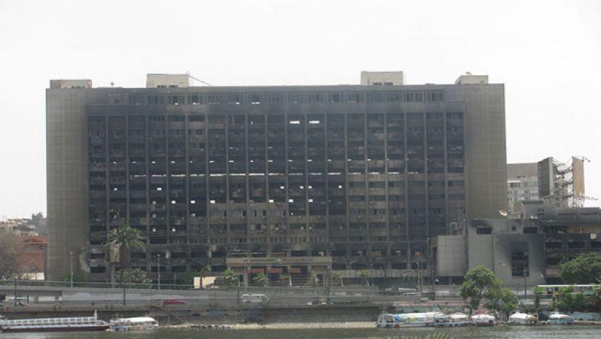 الحكومة تقرر هدم مبنى الحزب الوطني بالتحرير