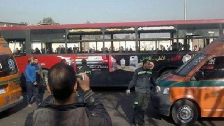 فيديو.. لحظة إبطال القنبلة الثانية بمدينة نصر