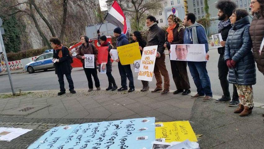 14 باحثًا دوليًا يطالبون بالإفراج عن إسماعيل الإسكندراني