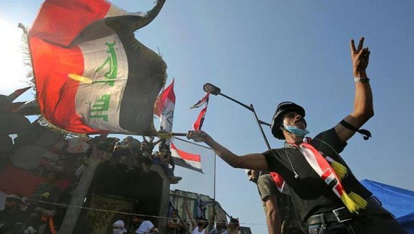الفرنسية: في العراق.. حظر تجول «بأمر الشعب»