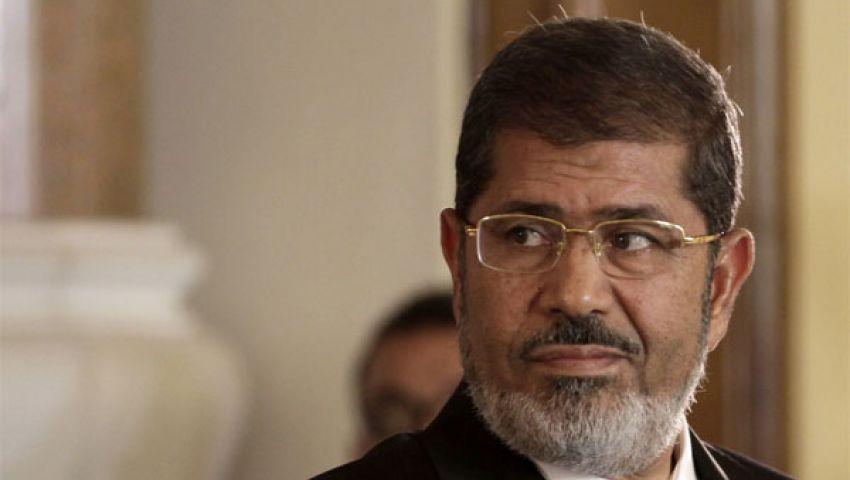 الإخوان: خبر حبس مرسي حرب نفسية