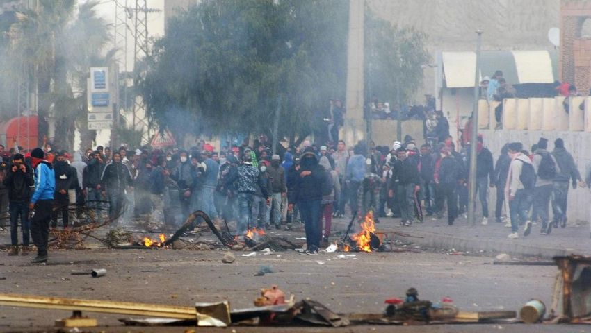فيديو| كيف أشعل الاعتداء على «راعي سليانة» شرارة الغضب بتونس؟