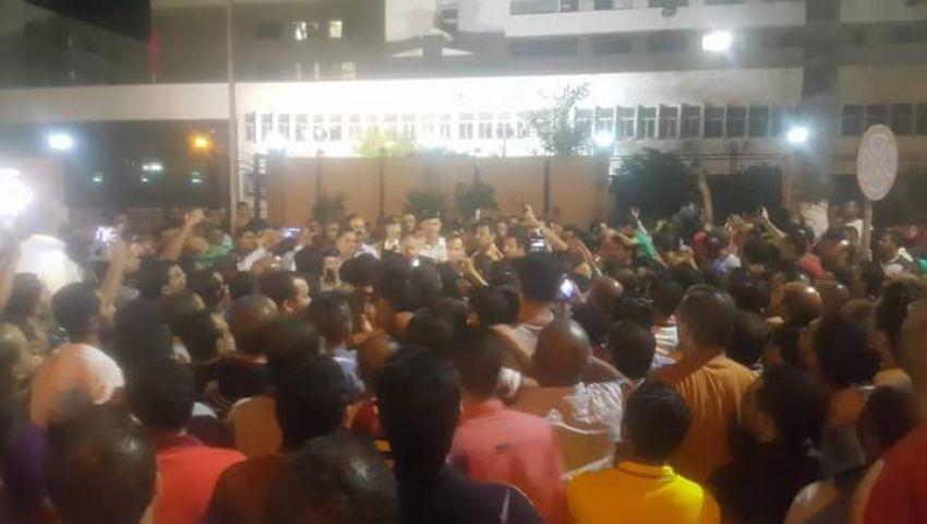 تجديد حبس منسق رابطة متضرري إسكان بورسعيد 15 يومًا