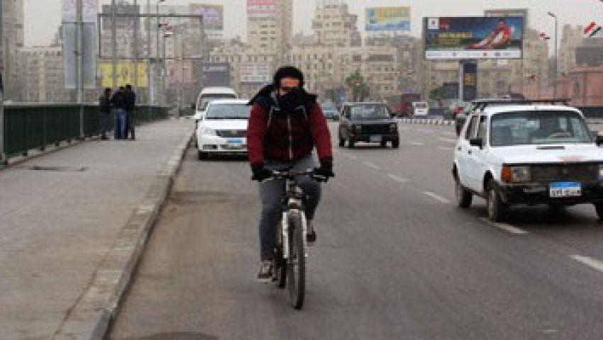 أخبار الطقس ودرجات الحرارة اليوم الأحد في مصر