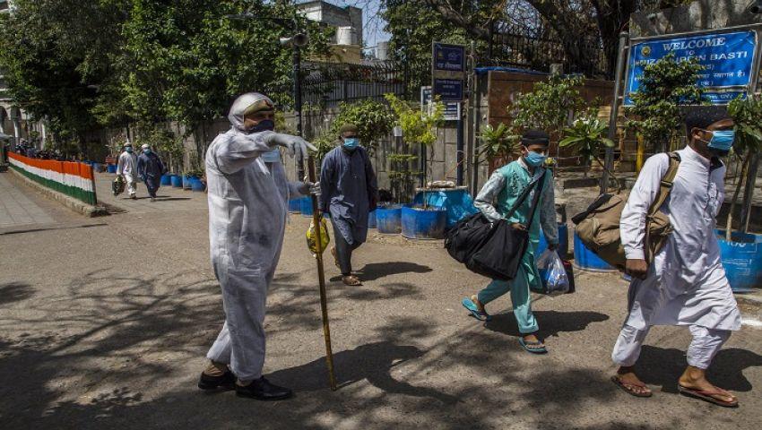 في الهند.. كورونا يشعل العنف الطائفي ضد المسلمين