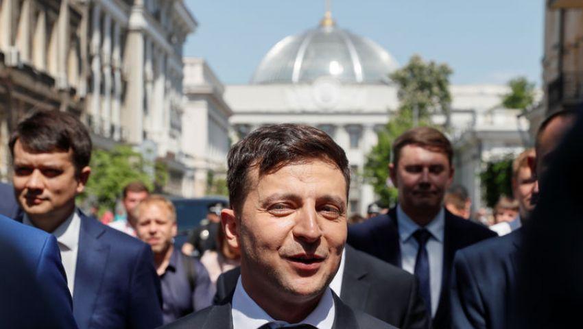 بعد حل البرلمان.. رئيس أوكرانيا يحدد 21 يوليو موعدًا للانتخابات الجديدة