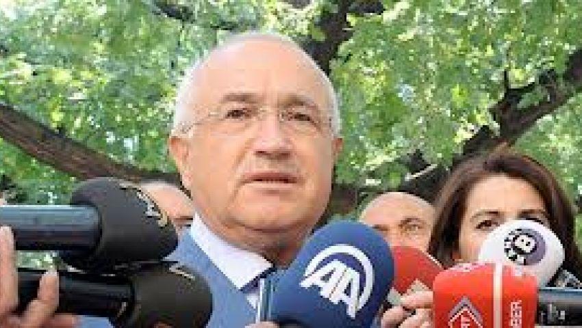 رئيس البرلمان التركي: العالم الإسلامي في وضع مزرٍ
