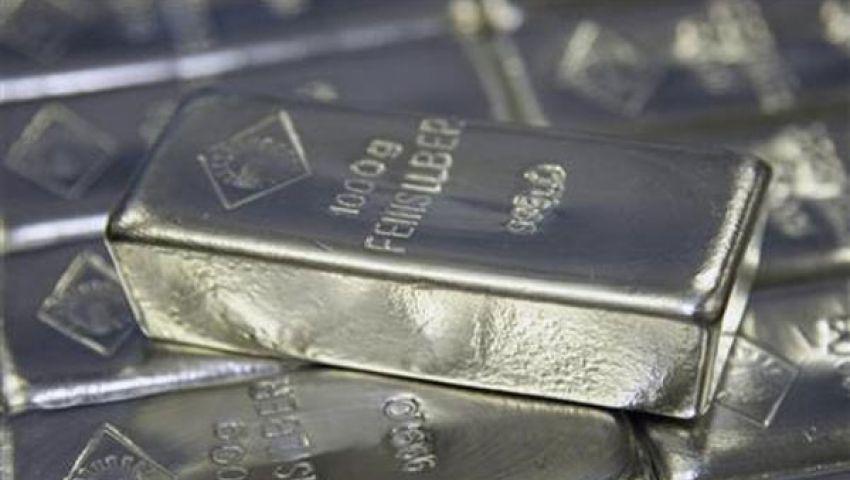 انتشال سبائك من الفضة تعود لـ1941