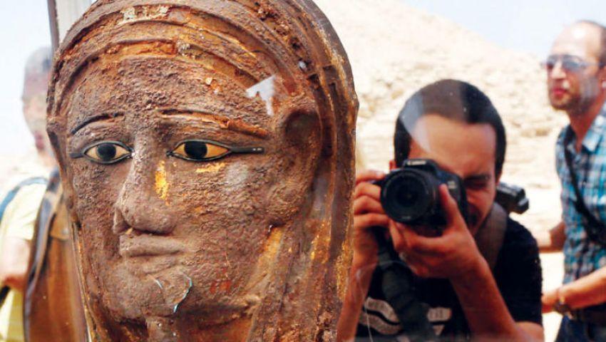 بالفيديو| أبرز الاكتشافات الأثرية للحضارة المصريةفي السنوات الأخيرة
