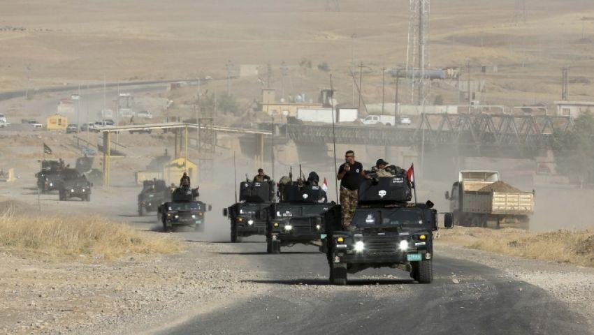 العراق.. الجيش يستعيد 18 حياً غرب الموصل