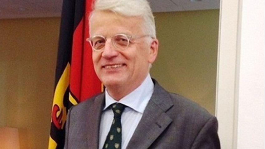 السفير الألماني بالقاهرة: لم أتأكد إن كان الإخوان إرهابيين