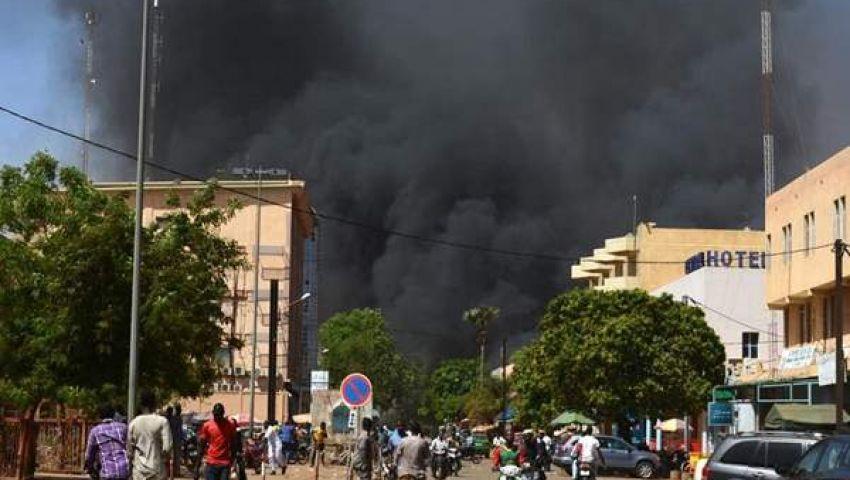 هجوم إرهابي يستهدف مسجدًا في بوركينا فاسو.. وحصيلة الضحايا مروعة