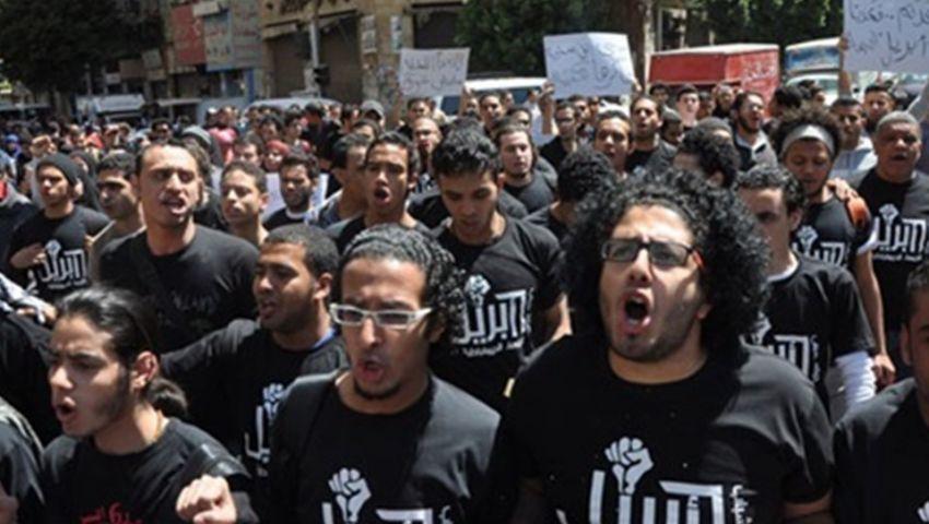 6 إبريل: قانون التظاهر مخالف للدستور والاتفاقيات الدولية