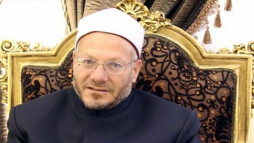 مفتي الجمهورية يتوجه إلى المغرب لإلقاء الدروس الحسنية