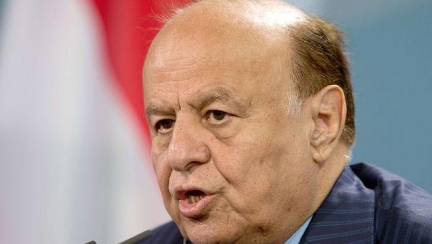 هادي يدعو المبعوث الأممي لزيارة عدن بعد تحريرها