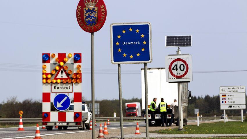 الدنمارك تمدد القيود على الحدود مع ألمانيا حتى مايو