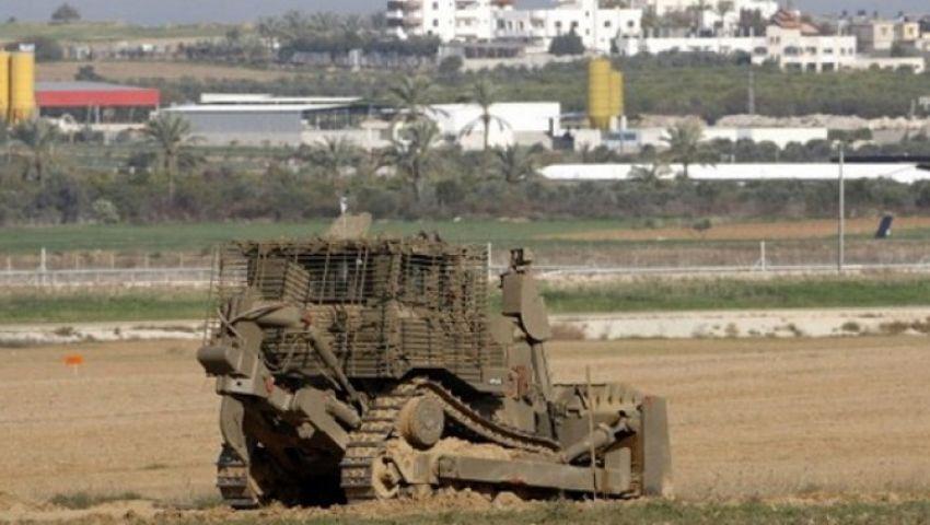 توغل للاحتلال شرق غزة.. هذا ما يحدث على حدود القطاع