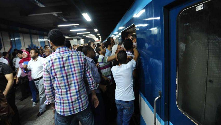 قناة تليفزيونية: رفع تذكرة المترو يزيد معاناة المصريين