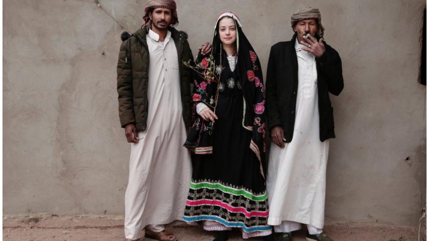 شبيجل:  بالصور.. حرية غير مسبوقة للمرأة السيناوية