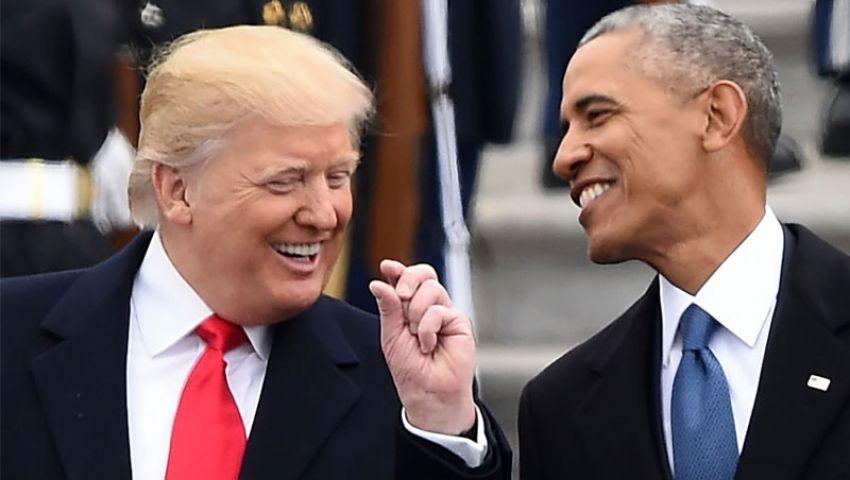 إيكونوميست: أوباما أفضل رئيس أمريكي.. وترامب الأسوأ