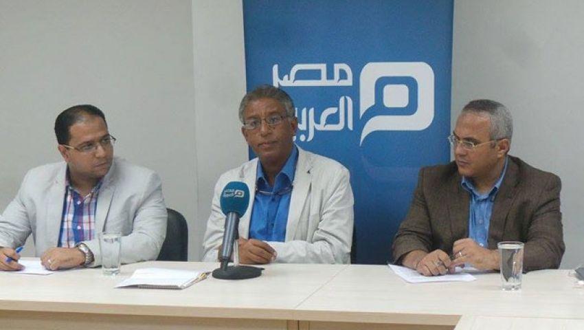 الحرب على غزة..ندوة بالبث المباشر على مصر العربية