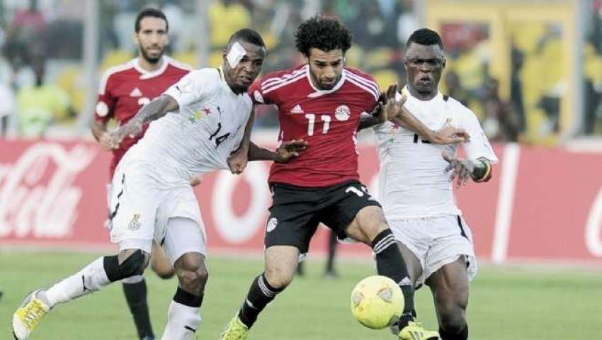 غانا تتأهل للمونديال عبر بوابة مصر