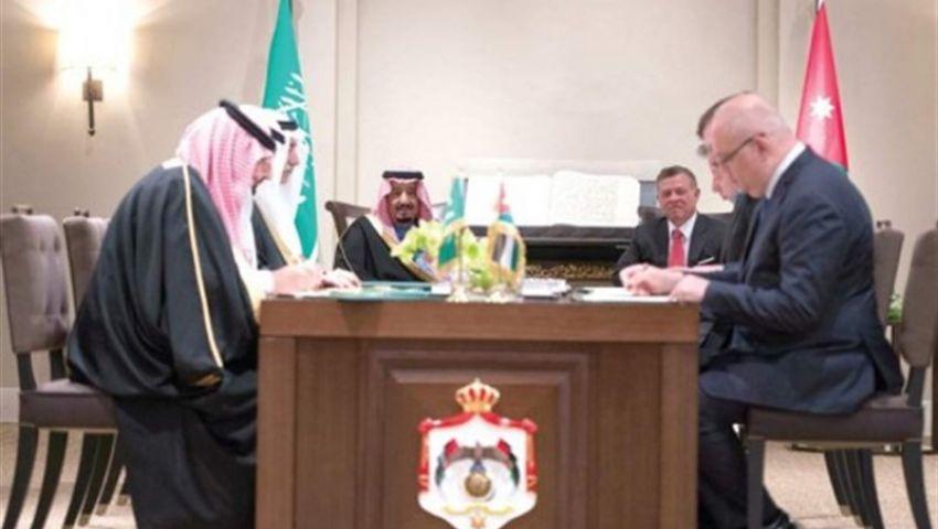 صندوق استثمار سعودي أردني بـ3 مليارات دولار