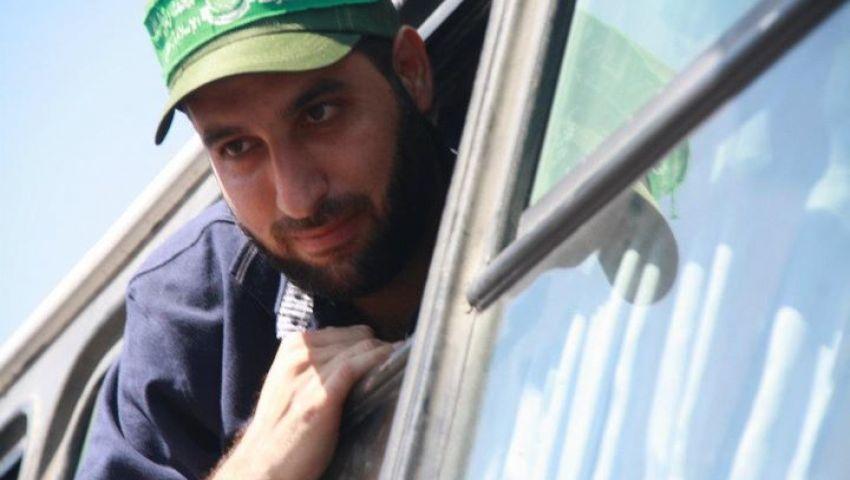 بالفيديو| لحظة تشييع جثمان مازن فقهاء القيادي بـ حماس