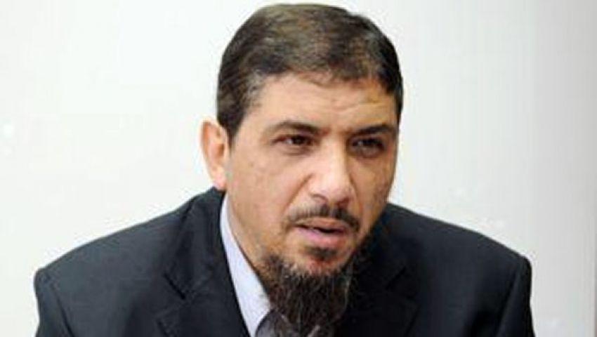 حماد: مؤيدو مرسي محرومون من المشاركة في خارطة الطريق