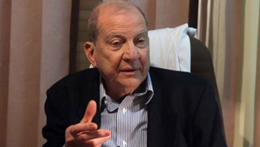 أبو الغار: الحكومة الحالية مجرد سكرتارية للرئيس
