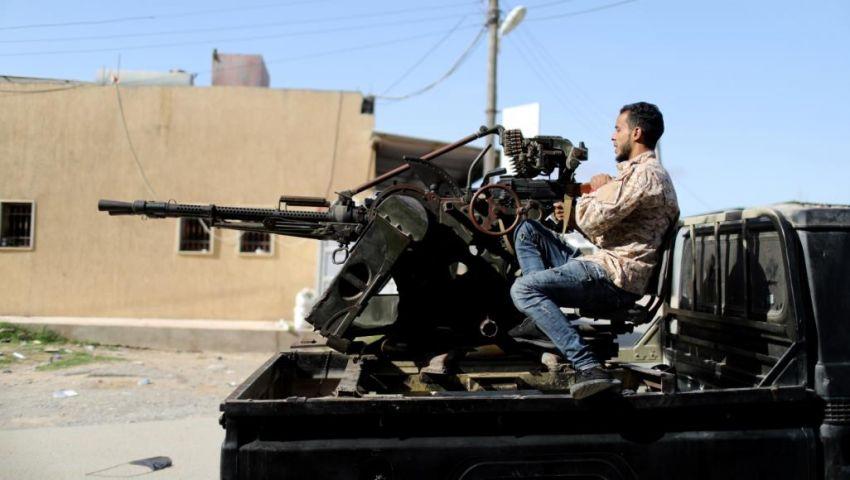 الأمم المتحدة: أكثر من 75 ألف نازح جراء معارك طرابلس الليبية