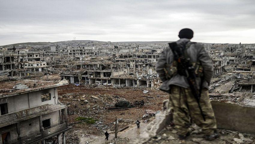 بوتين يتحدث عن «أساس الحل الدائم» في سوريا