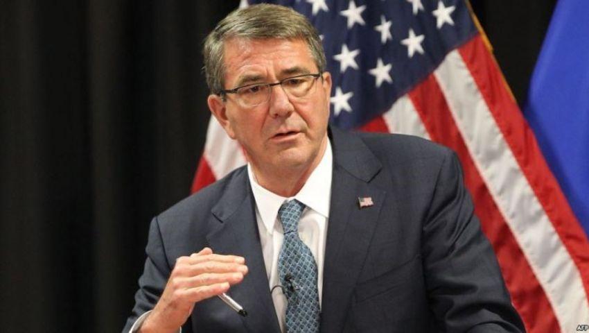 كارتر: دعم لوجستي أمريكي لعملية تحرير الموصل