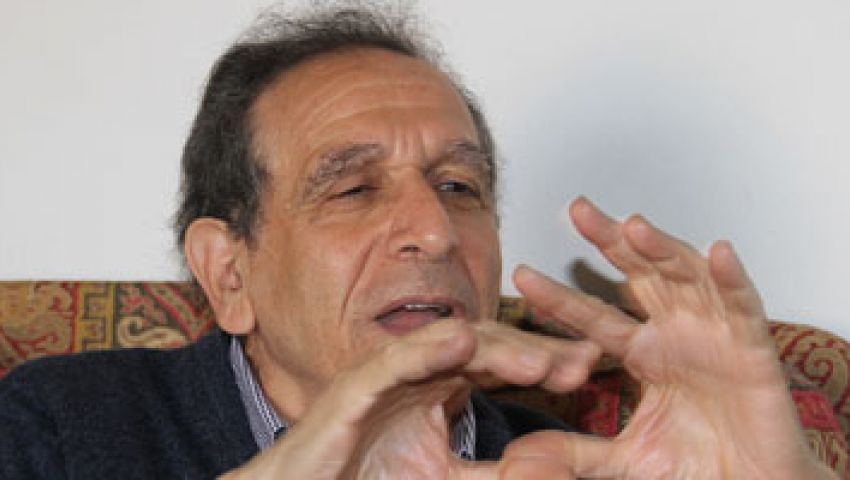 حسام عيسى: الفترة الحالية الأخطر في تاريخ مصر