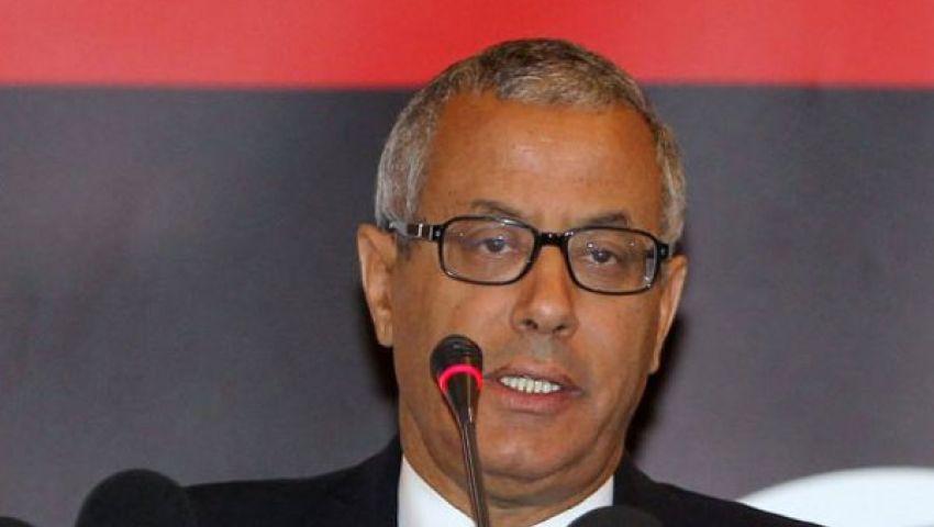 رئيس وزراء ليبيا: محاكمة رجال القذافي أمر سيادي