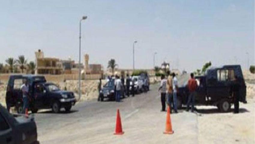 القبض على 3 سوريين وتشادي بدمياط الجديدة