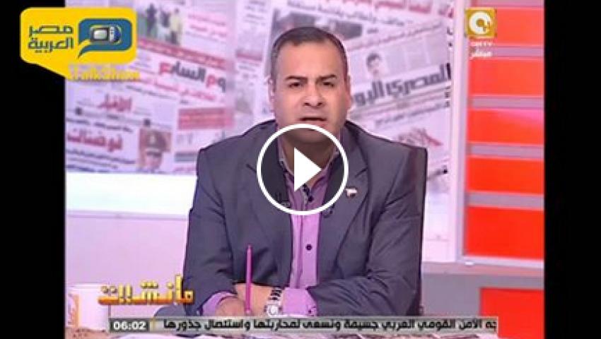 فيديو.. القرموطي: بعض الصحفيين غير النقابيين أفضل 100 مرة من حاملي العضوية